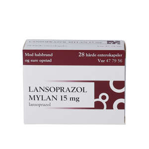 "Lansoprazol ""Mylan"" 15 mg"