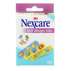 Nexcare Soft Design Kids Plastre