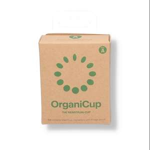 OrganiCup Size A