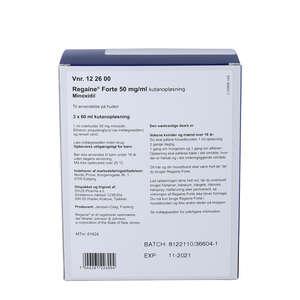 Regaine Forte 50 mg/ml