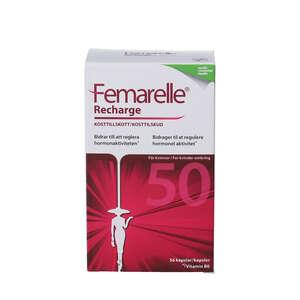 Femarelle Recharge kapsel