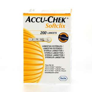 Accu-Chek Softclix lancetter