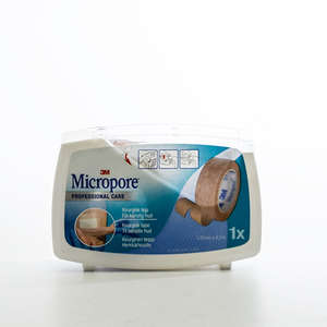 Micropore 3M Papirtape