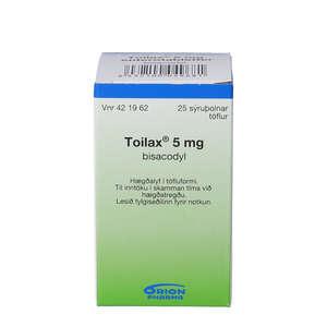 Toilax 5 mg