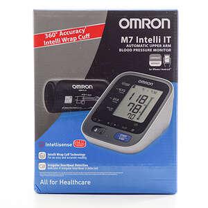 Omron M7 Intelli IT Blodtryksapparat