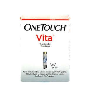 One Touch Vita Teststrimler