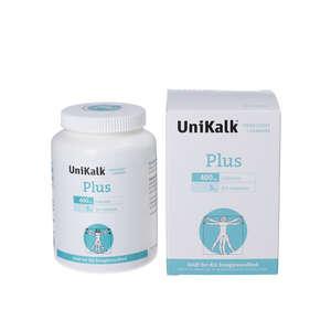 Unikalk Plus Tabletter (180 stk)