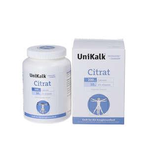 Unikalk Citrat Tabletter