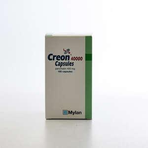 Creon Lipase 40.000 EP-e
