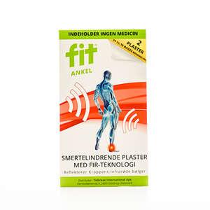 FIT Ankel Plaster (2 stk)