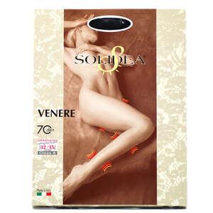 Solidea Venere 70 Strømpebukser (S/Blå)