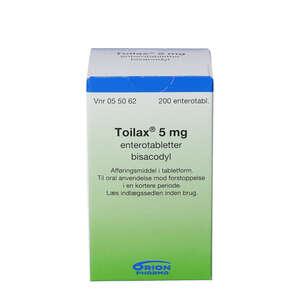 Toilax 200 stk