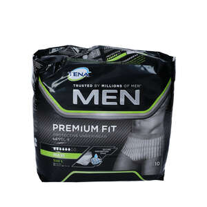TENA Men Premium Fit Protective Underwear (L)