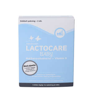 Lactocare BABY Dråber (2 x 7,5 ml)