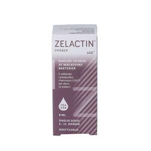 Zelactin LGG Dråber