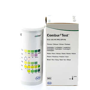 Combur-5 Test E urinstix