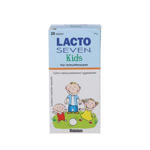 Lacto Seven Kids (20 stk)