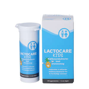 Lactocare KIDS Tyggetabletter