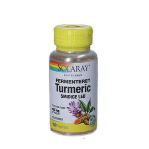 Solaray Fermenteret Turmeric