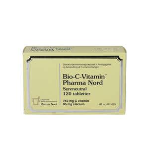 Bio-C Vitamin tabletter