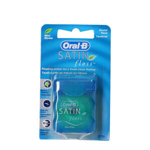 Oral-B Satin Floss Tandtråd
