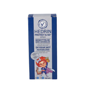 Hedrin Protect & Go Spray