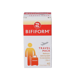 Bifiform Travel (40 stk)