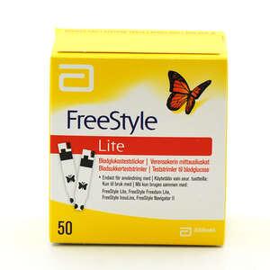 FreeStyle Lite Teststrimler
