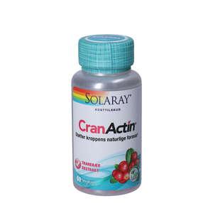 Solaray CranActin kapsler