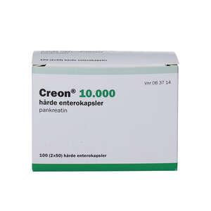 Creon 10.000 Lipase 10.000 EP-e (PA)
