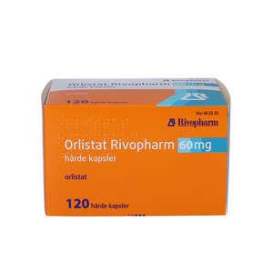 "Orlistat ""Rivopharm"" 60 mg"