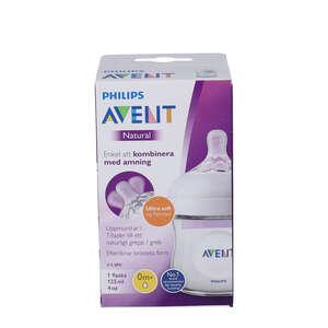 AVENT Natural Sutteflaske (125 ml)