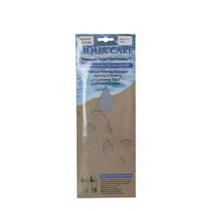 Liqua-Care Pressure Relief Gel-insoles (str 44-47)