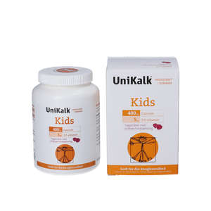 UniKalk Kids Tyggetabletter