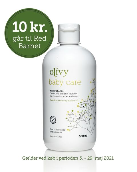 Olívy Baby care diaper change (500 ml)