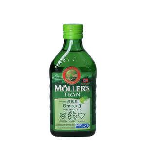 Möller's Tran med Æble
