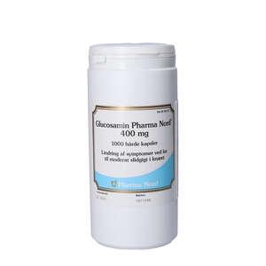 Glucosamin PharmaNord 400 mg 1000 stk