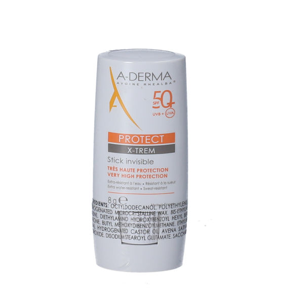 A-Derma Protect X-Trem Invisible Stick SPF 50+