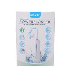 EKULF PowerFlosser Cordless