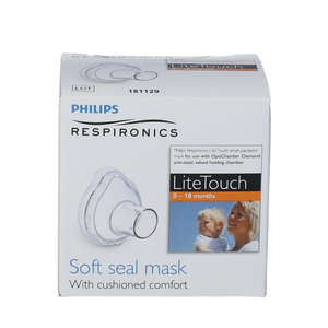 LiteTouch Maske (0-18 mdr)