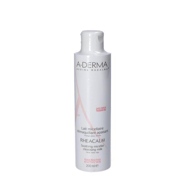 A-Derma Rheacalm Micellar Cleansing Milk