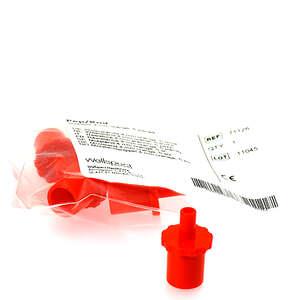 PEP modstande (røde - 4,0 mm)