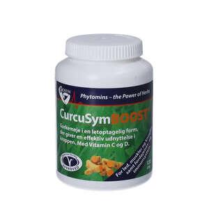 Biosym CurcuSym BOOST kapsler (120 stk.)