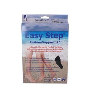 Easy Step FashionSupport Graviditetsbuks (Sort/XXL)