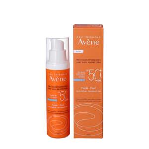Avène Sun Fluid SPF 50+ sollotion