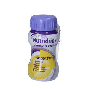 Nutridrink Compact Protein Banan
