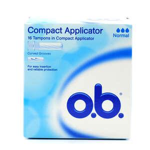 o.b. Compact Applikator normal