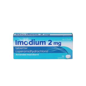 Imodium 10 stk
