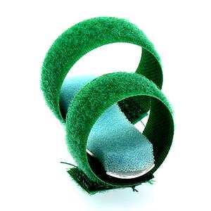 Karstam Fingerskinne Velcro (L-grøn)