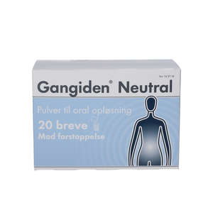 Gangiden Neutral (20 stk.)